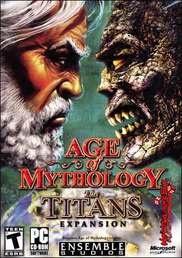 Age Of Mythology The Titans Free Download