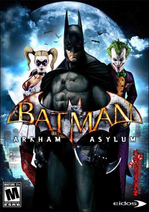 Batman Arkham Asylum Free Download Archives | New Games Box