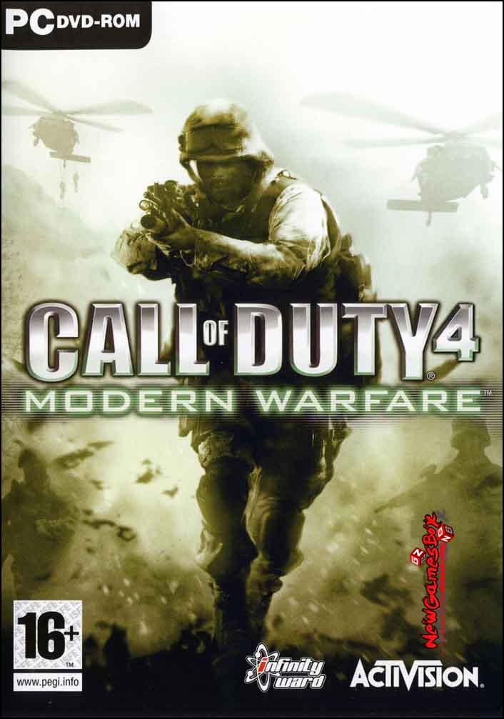 call of duty 4 download free