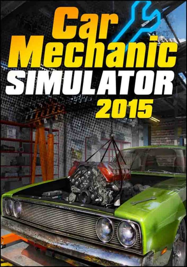 Car Mechanic Simulator 2015 Download Free