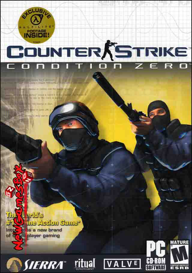 counter strike condition zero download full version for pc free