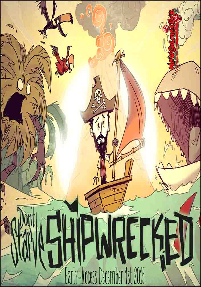 Dont Starve Shipwrecked Free Download