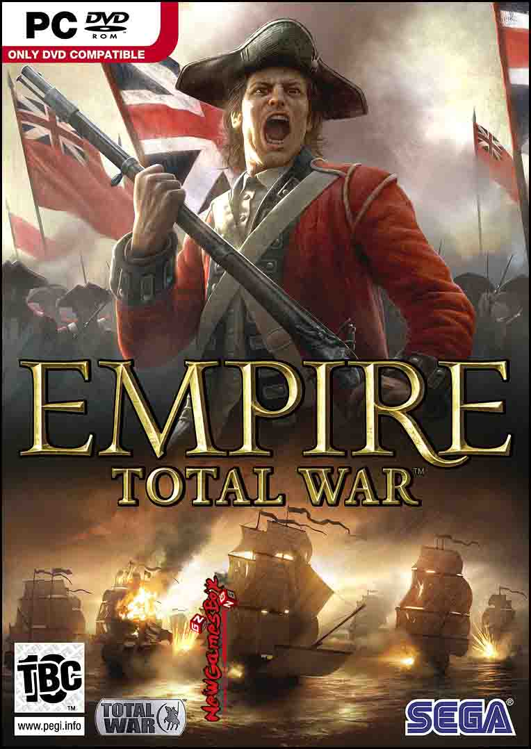 Empire Total War Free Download Full Version PC Setup