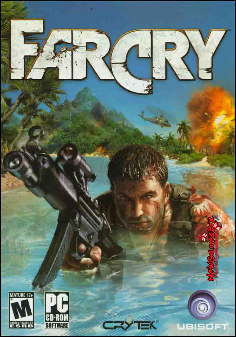 far cry 1 free download full version pc rar
