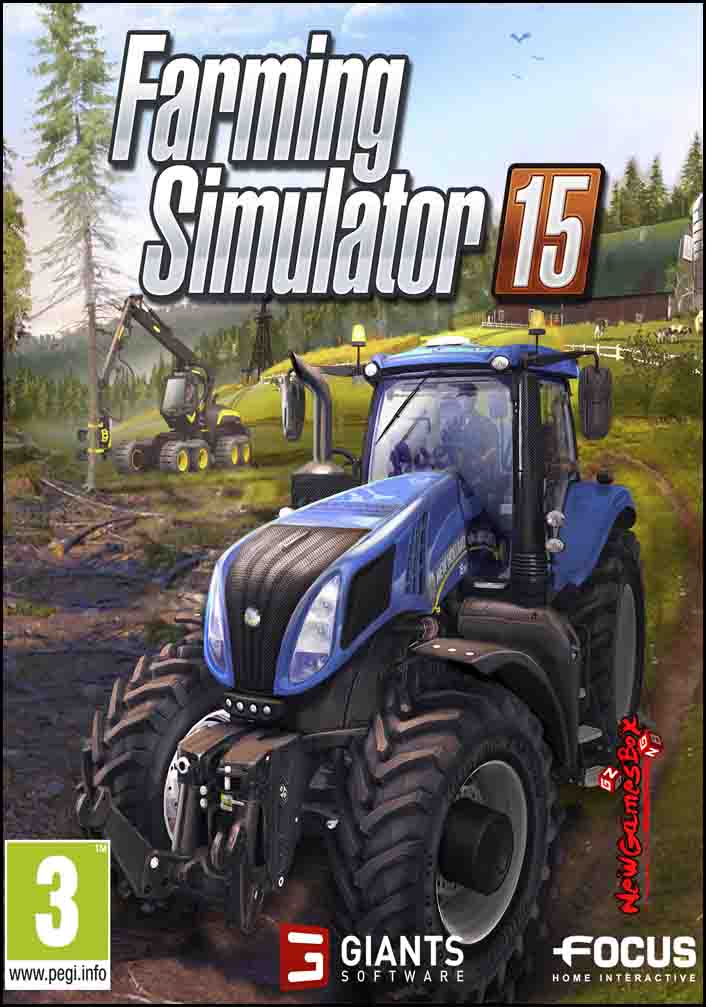 Farming Simulator 15 Download Free FULL PC Game Setup