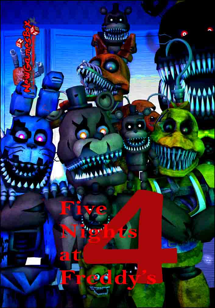 five nights at freddy 4 download