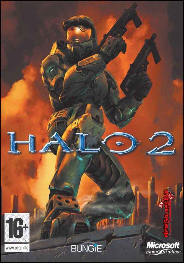Halo 2 Free Download FULL Version PC Game Setup