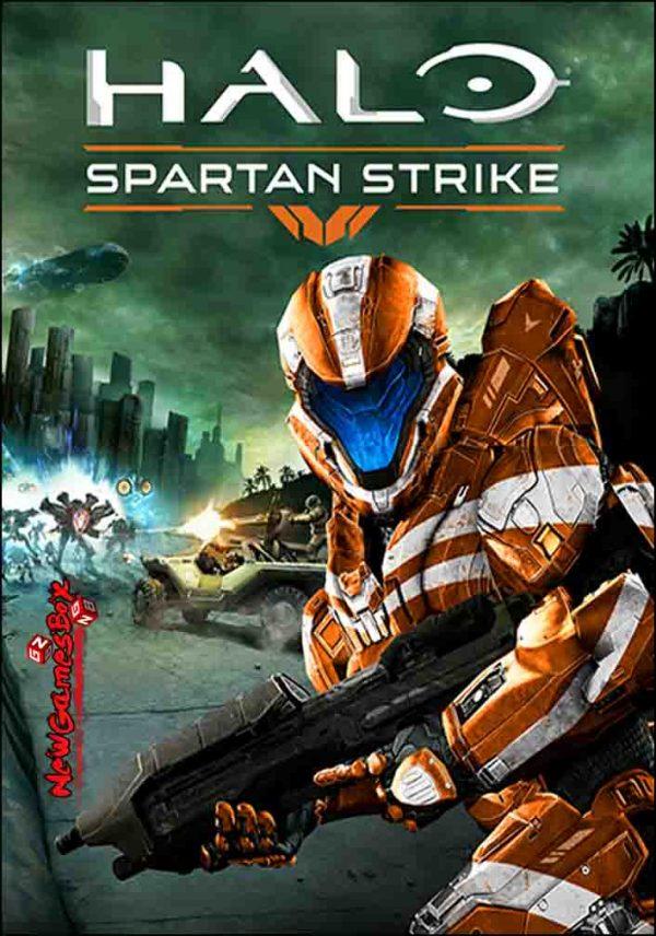 Halo Spartan Strike Free Download PC Game FULL Version