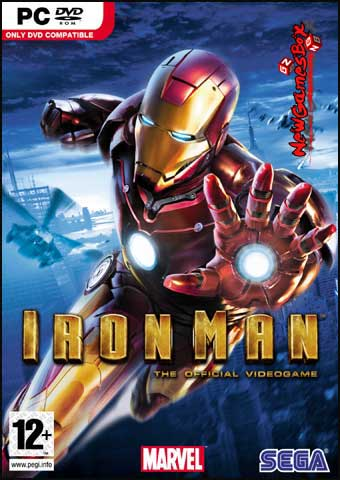 Iron Man 1 For PC Download Free Full Version Game ...