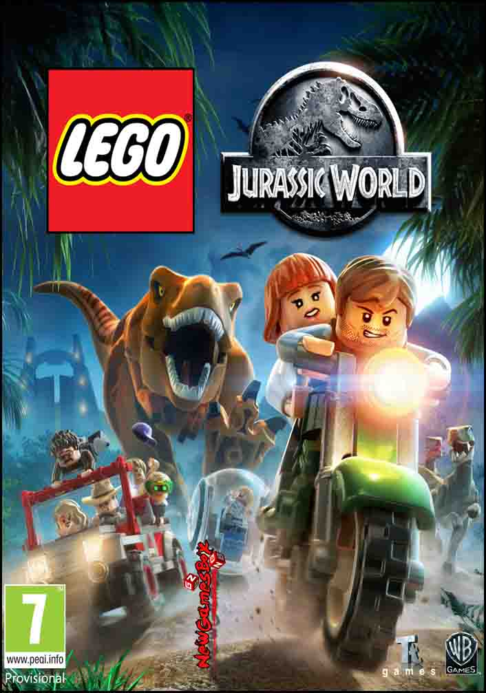 LEGO Jurassic World PC Game Free Download Full Setup
