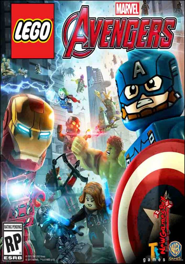 LEGO MARVEL Avengers Free Download