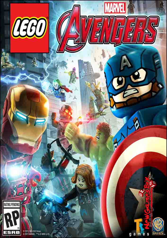 LEGO MARVEL Avengers Free Download Full PC Game Setup