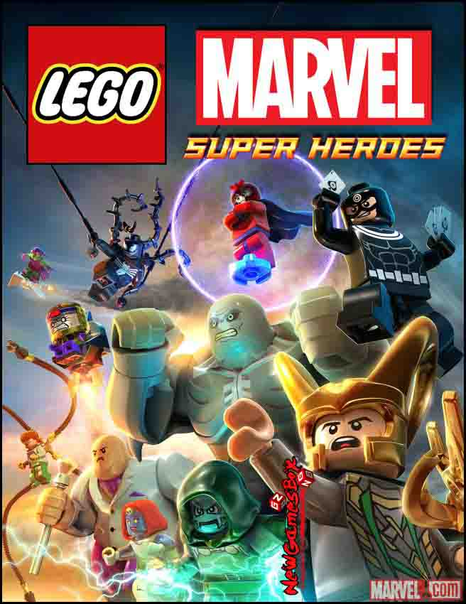 Lego Marvel Super Heroes Free Download Full PC Setup