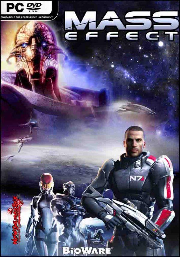 Mass Effect 1 Free Download
