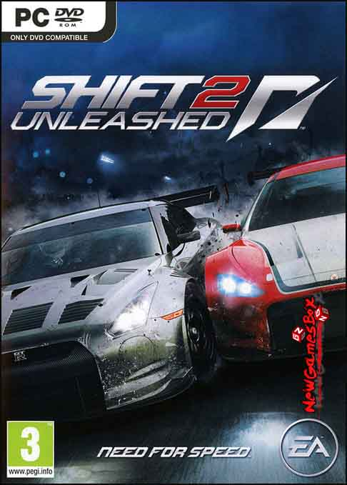 NFS Shift 2 Unleashed Free Download Need for Speed Game