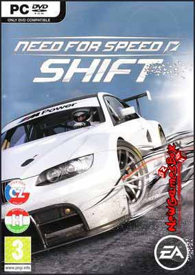 Need For Speed Shift Free Download NFS Shift PC Game