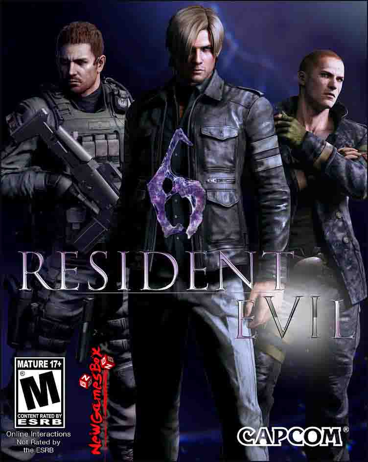 Resident Evil 6 Download Fre