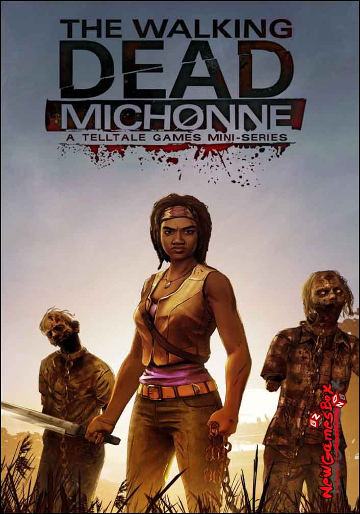 The Walking Dead Michonne Episode 1 Free Download
