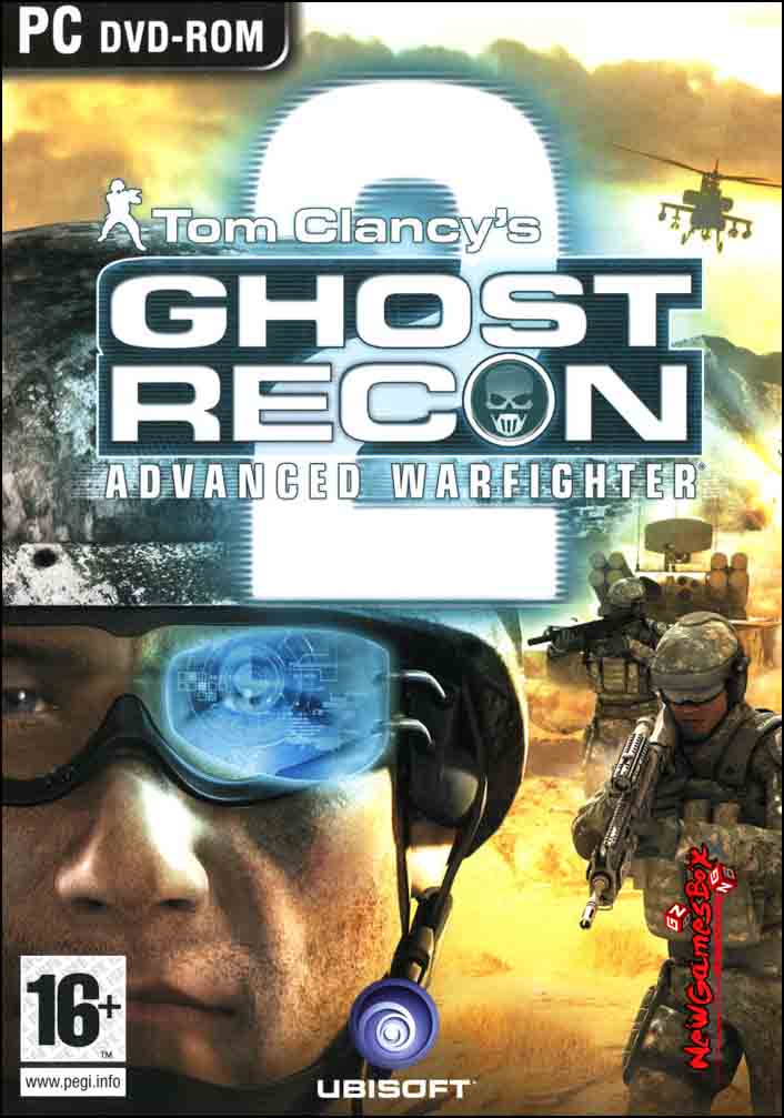 Tom Clancys Ghost Recon Advanced War Fighter 2 Free Download