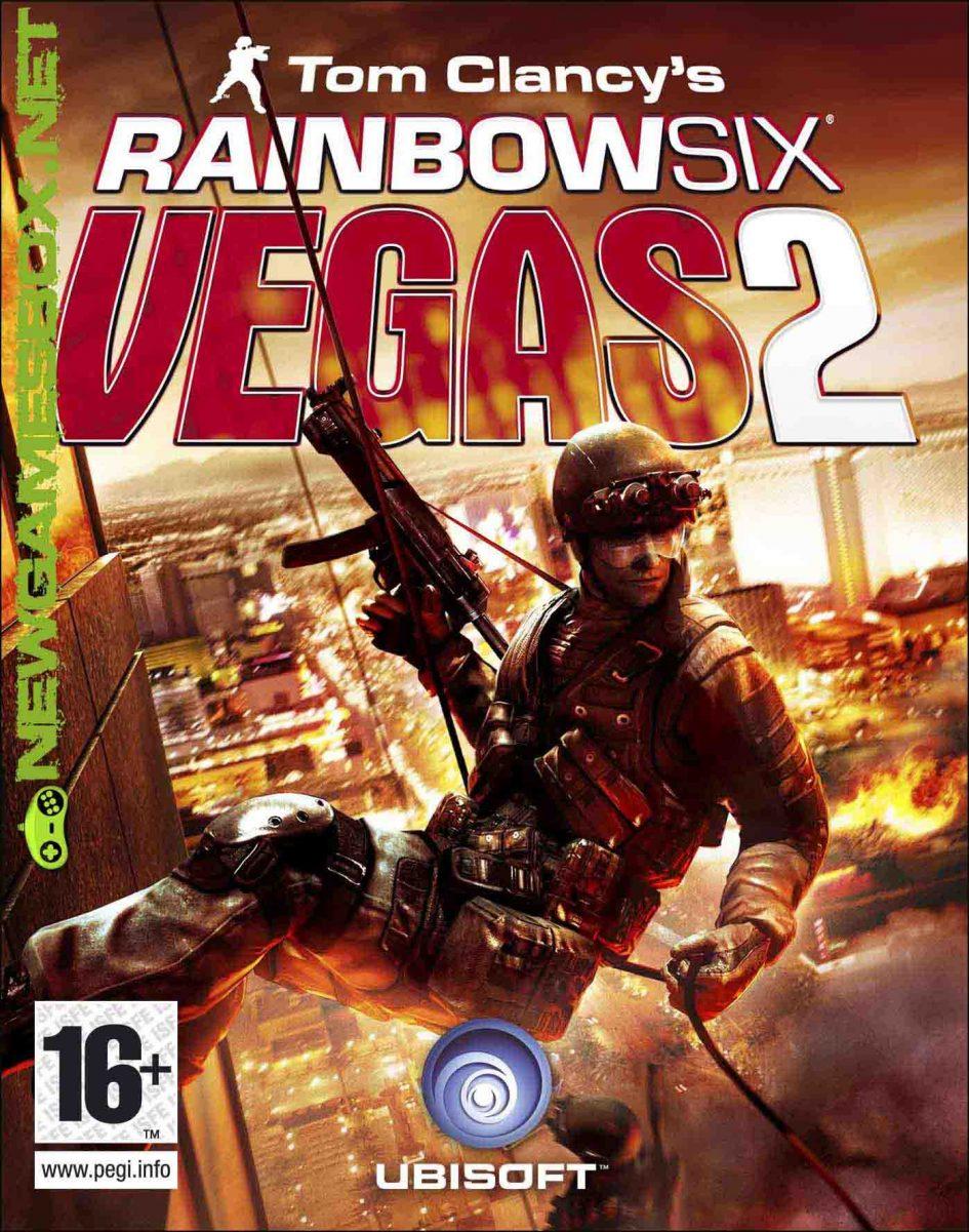 Tom Clancys Rainbow Six Vegas 2 Free Download