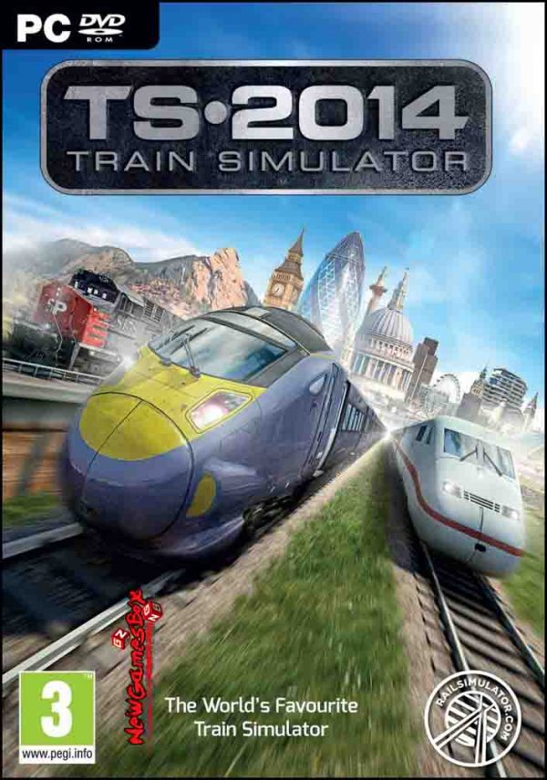 Train Simulator 2014 Free Download