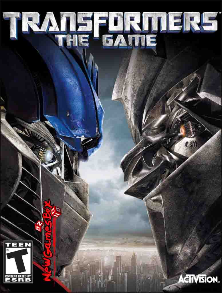 Transformers The Game Free Download