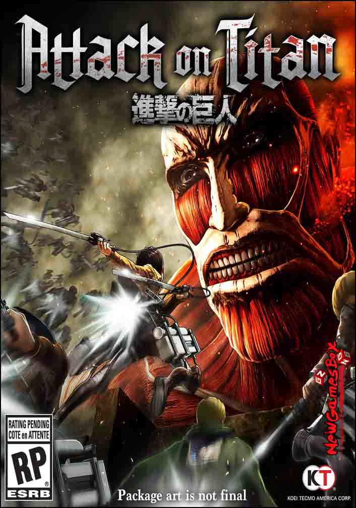 Download Game Attack on Titan Wings of Freedom PC Full Version