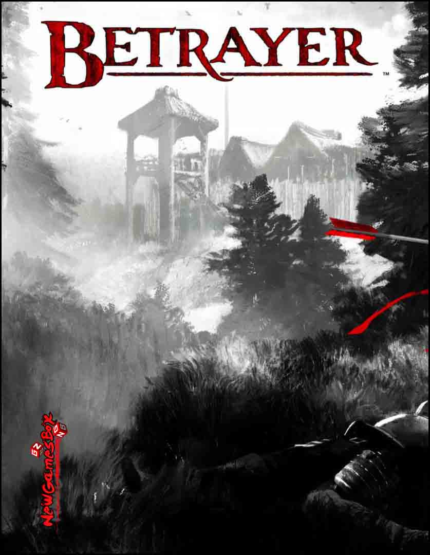 Betrayer Free Download