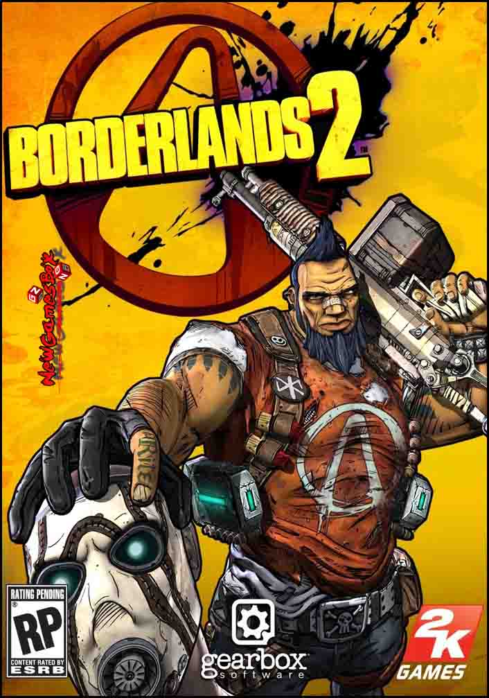 Borderlands 2 Free Download