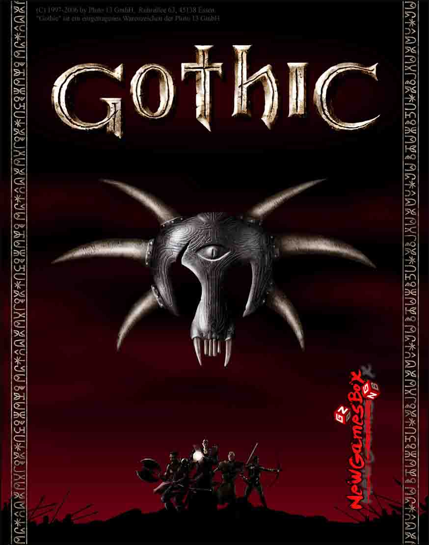 Gothic 1 PC Game Free Download