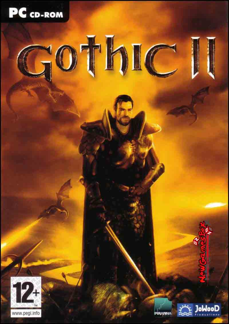 Gothic 2 PC Game Free Download