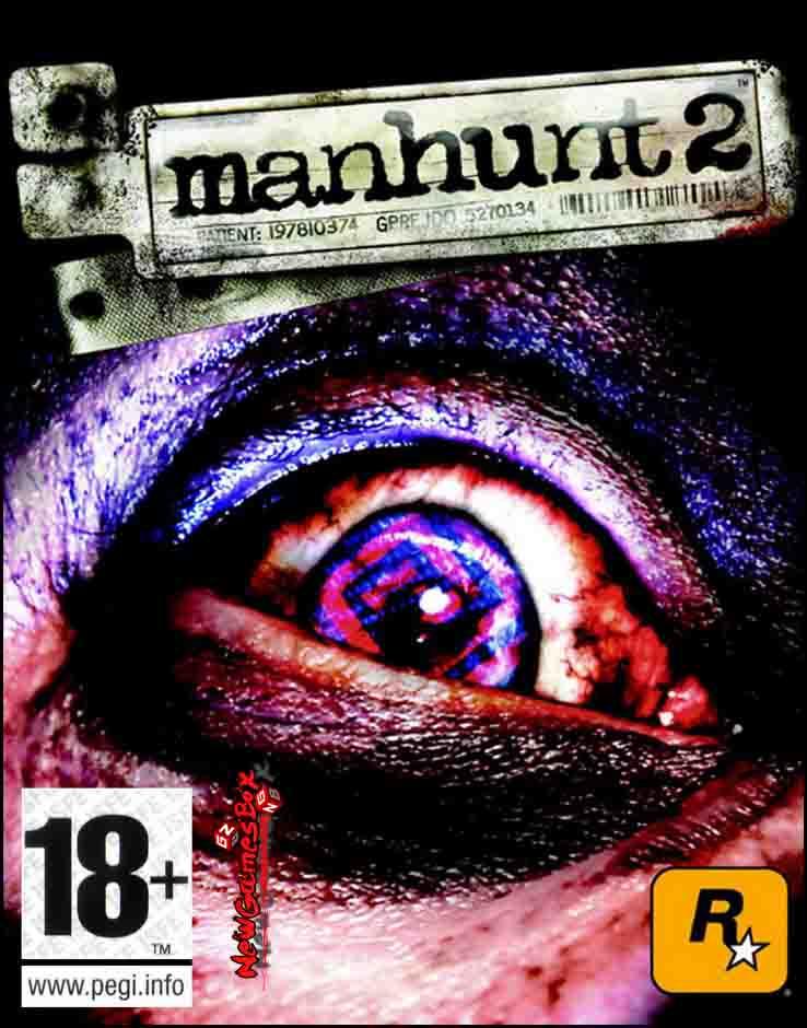 Manhunt 2 PC Game Free Download Full Version Setup