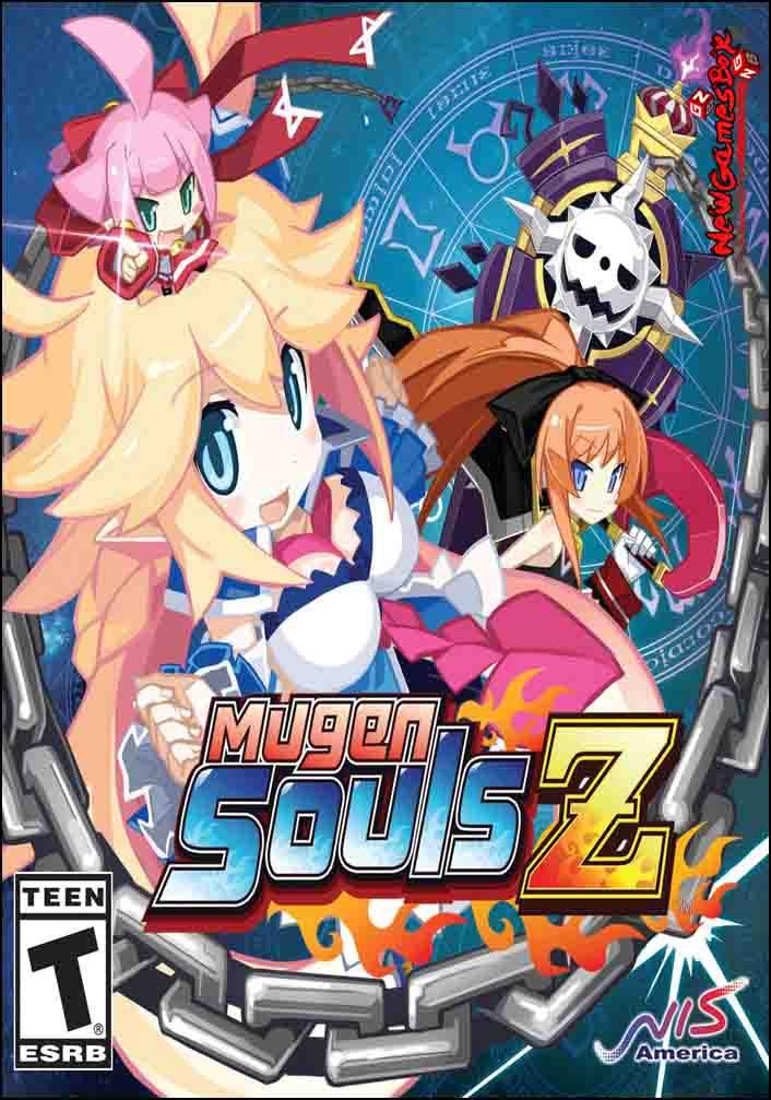 Mugen Souls Z Free Download