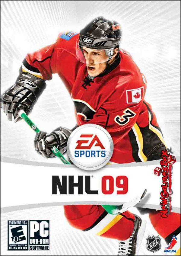 NHL 09 PC Game Free Download