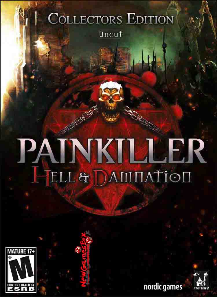Painkiller Hell and Damnation Free Download
