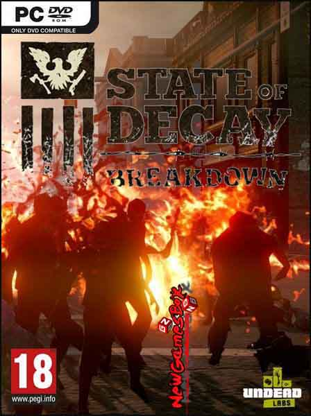 how to get state of decay free