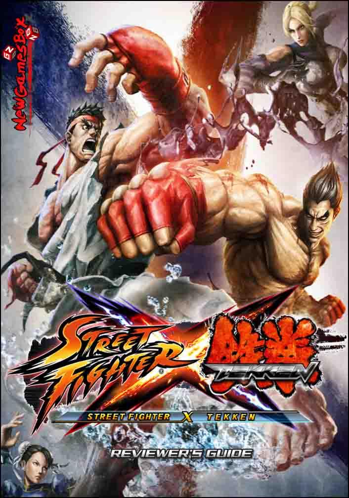 Street Fighter X Tekken Free Download