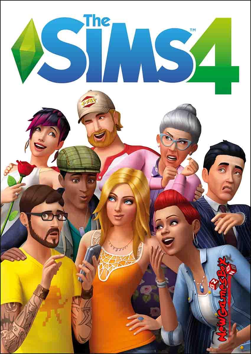 Скачать the sims 4 одним файлом