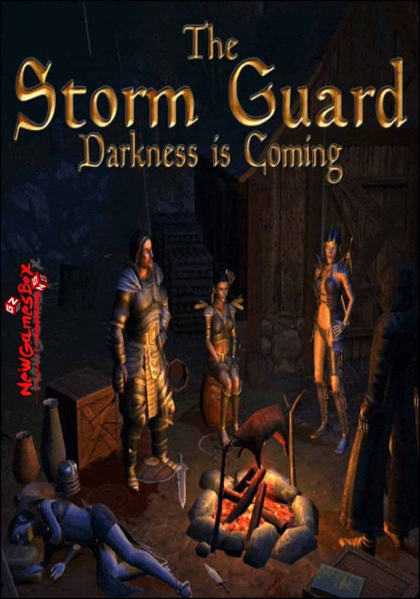 The Storm Guard Darkness is Coming Free Download