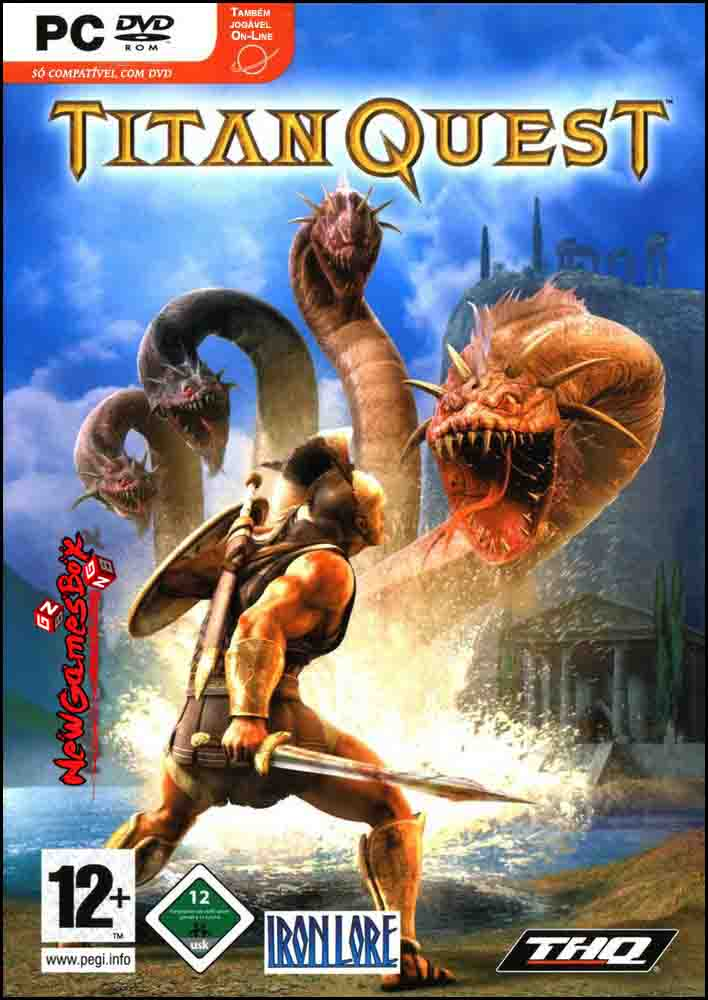 Titan Quest PC Game Free Download