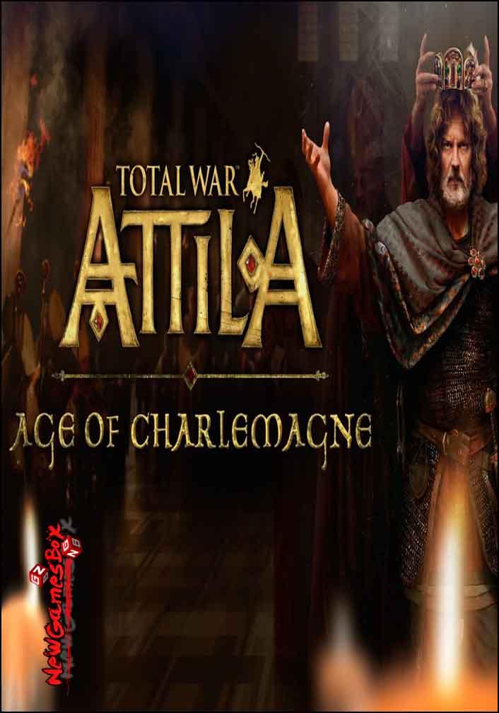 Total War ATTILA Age of Charlemagne Free Download