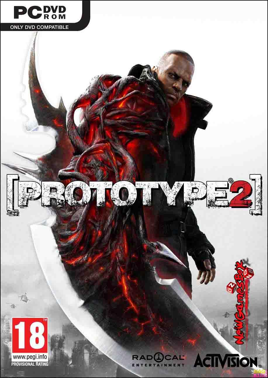 Prototype 2 pc game free download.