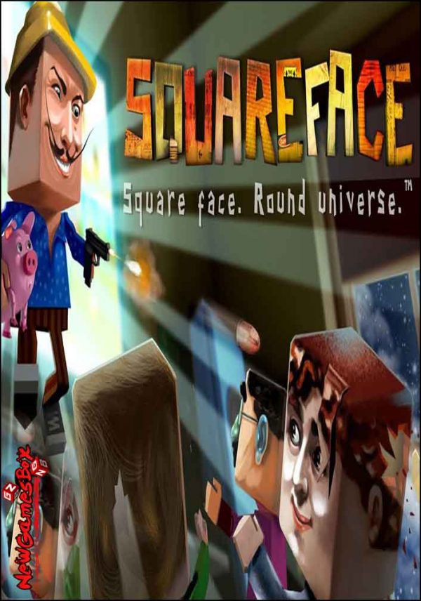 Squareface PC Game Free Download