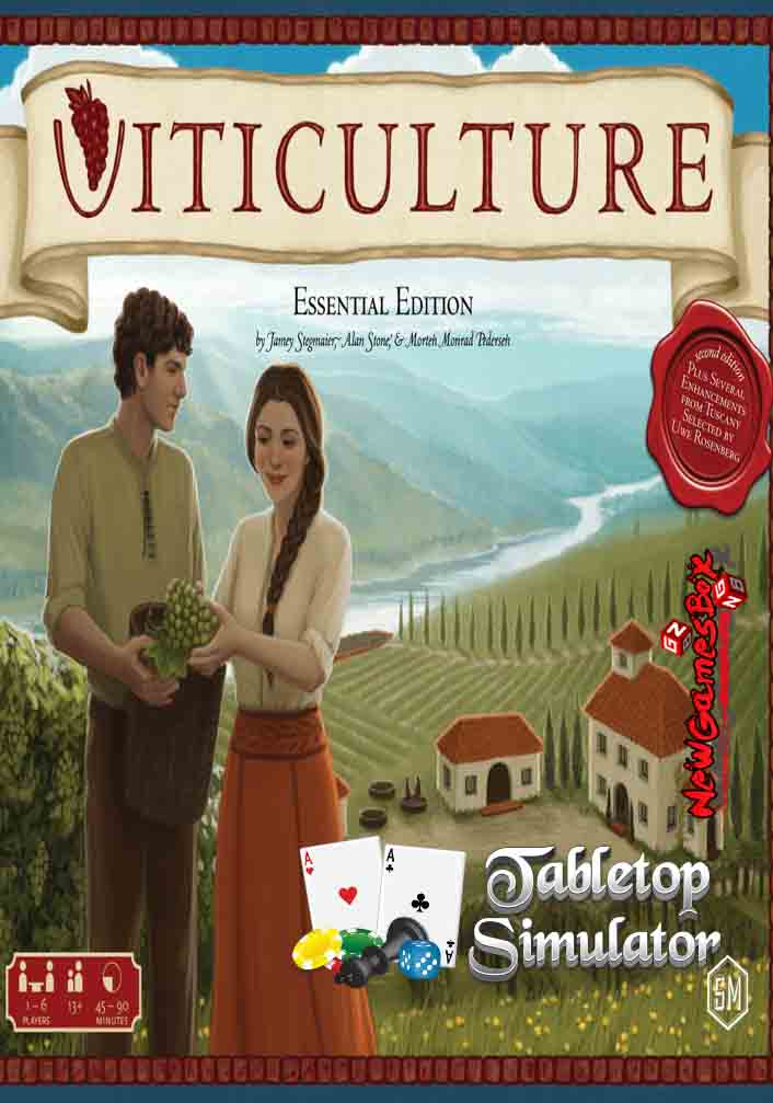 Tabletop Simulator Viticulture Free Download