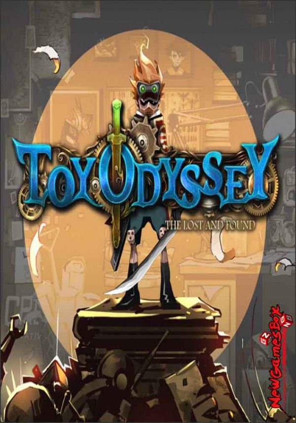 Toy Odyssey The Lost and Found Free Download