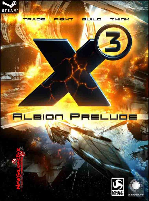 X3 Albion Prelude PC Game Free Download