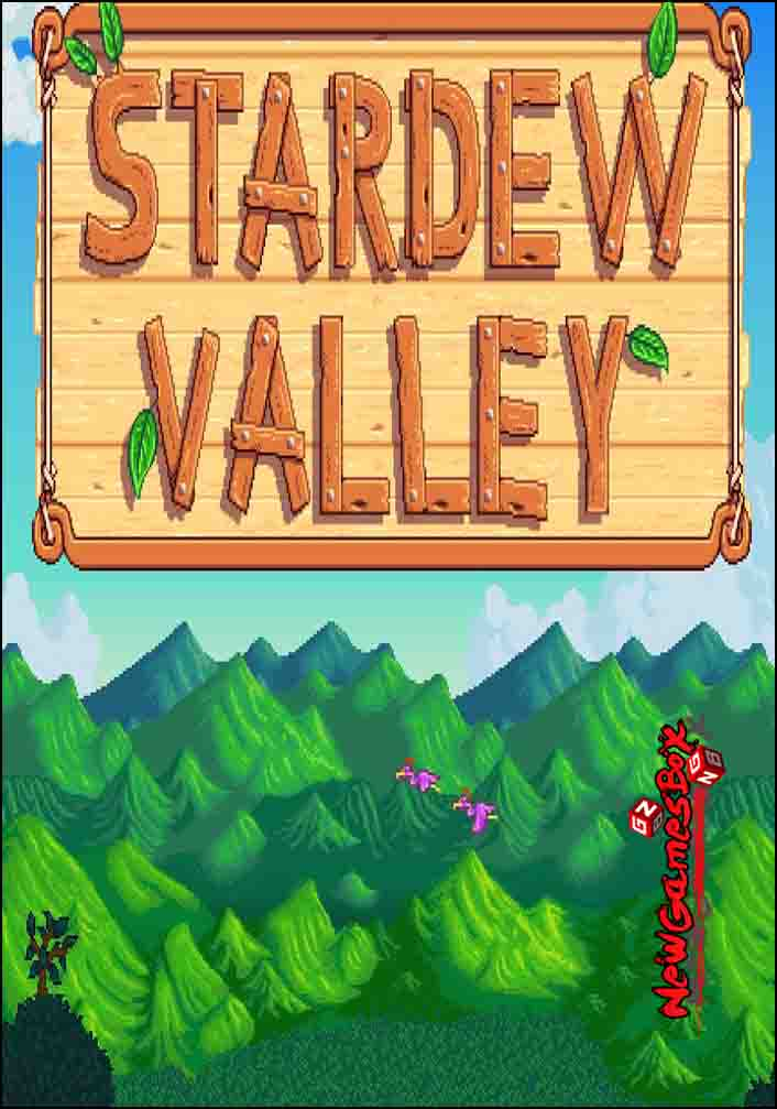 Stardew Valley Free Download PC Full Version Setup