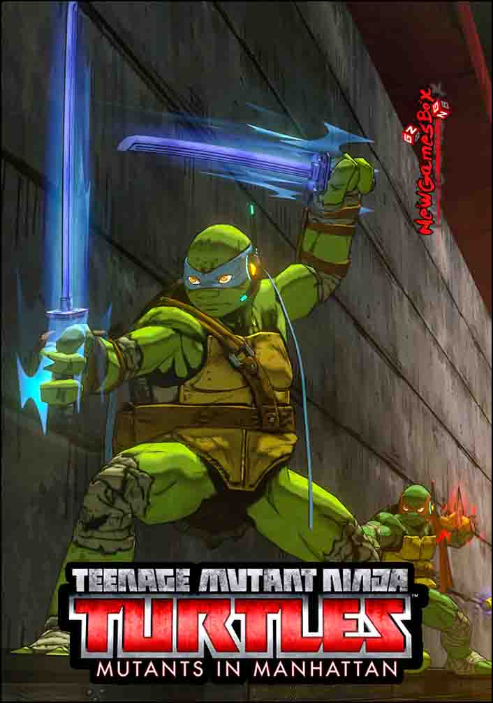 Teenage Mutant Ninja Turtles Mutants in Manhattan Free Download