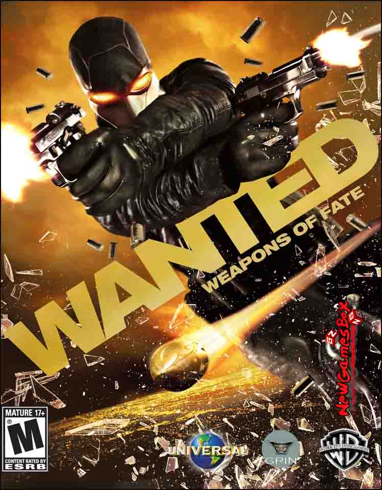 Wanted Weapons of Fate Free Download Full Version Setup