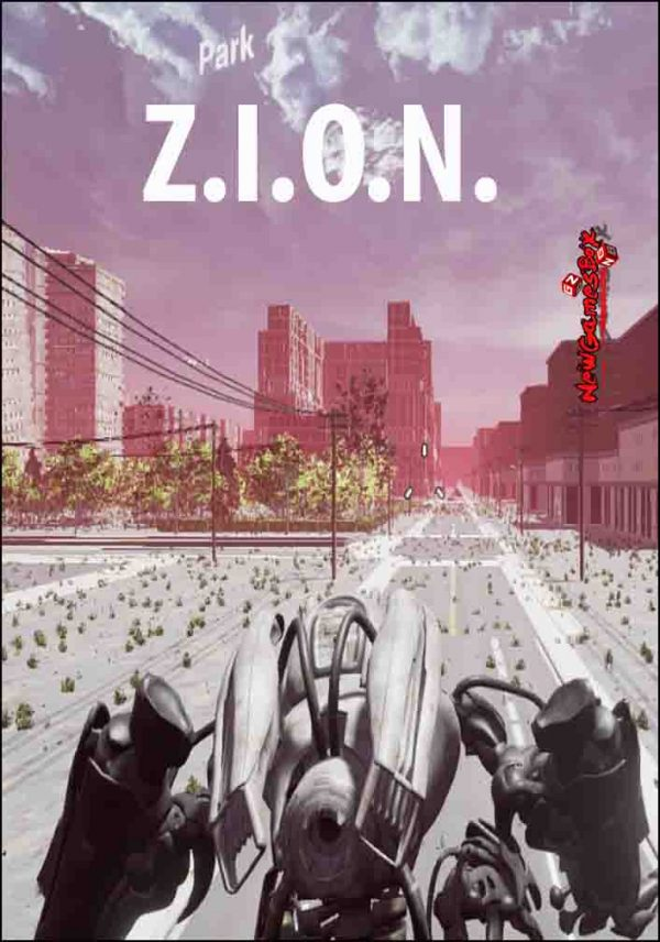 Z I O N PC Game Free Download